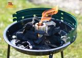 Woodson hout firestarter bbq