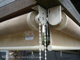 Detail rolgordijn Coolfit 1,48 x 2,4 meter