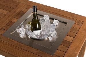 Inbouw Wijnkoeler vierkant Happy Cocooning