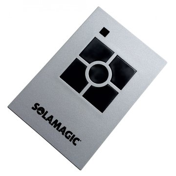 Solamagic Afstandsbediening 4 kanaals voor Solastar