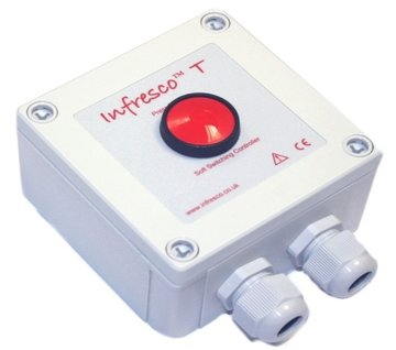 Infresco Timer en softstarter IP65 4000W