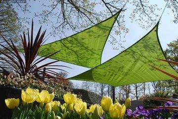 Nesling Coolfit schaduwdoek Driehoek 3,6m