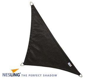 Nesling Coolfit schaduwdoek Driehoek 90 graden 4x4m