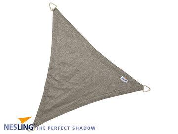 Nesling Coolfit schaduwdoek Driehoek 90 graden 5x5m