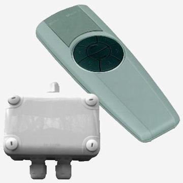 Controlbox met AB voor Solamagic W&L