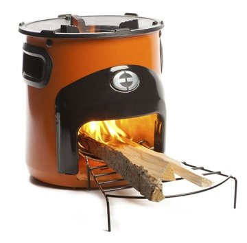 COOX Stove Rocket Orange