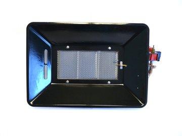 Alke gevelheater 101 met elektrische ontsteking