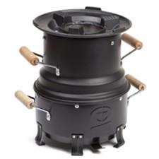 Envirofit stove houtskool