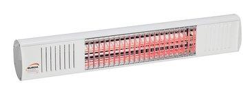 Burda Term2000 COLOR IP67 1Kw Wit RAL9010