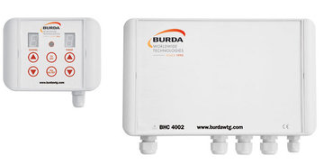 Burda dimmer 6003-ER 9 zones
