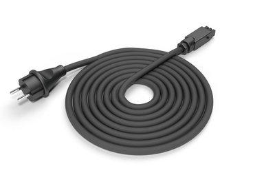 aansluitkabel hirschmann 5m zwart