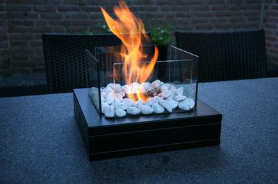 Gardenflame tafel biohard