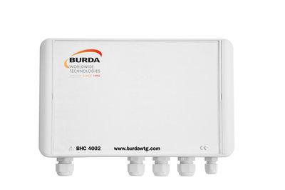Dimmer Burda 3 fase 3 x 2000W