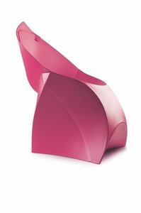 Flux Chair Junior roze