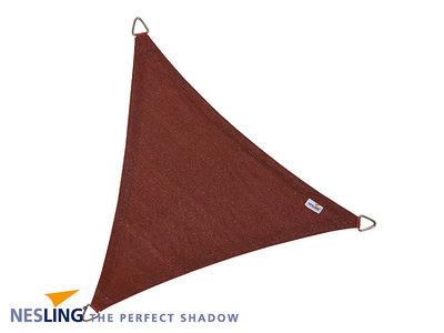 Nesling coolfit schaduwdoek driehoek 5m
