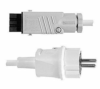 Aansluit kabel met Hirschmann koppeling